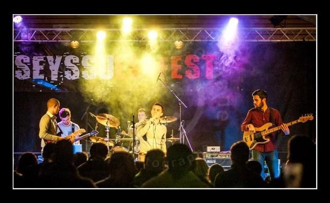 "Seyssuel'Fest ""Just For You"" (2015)"