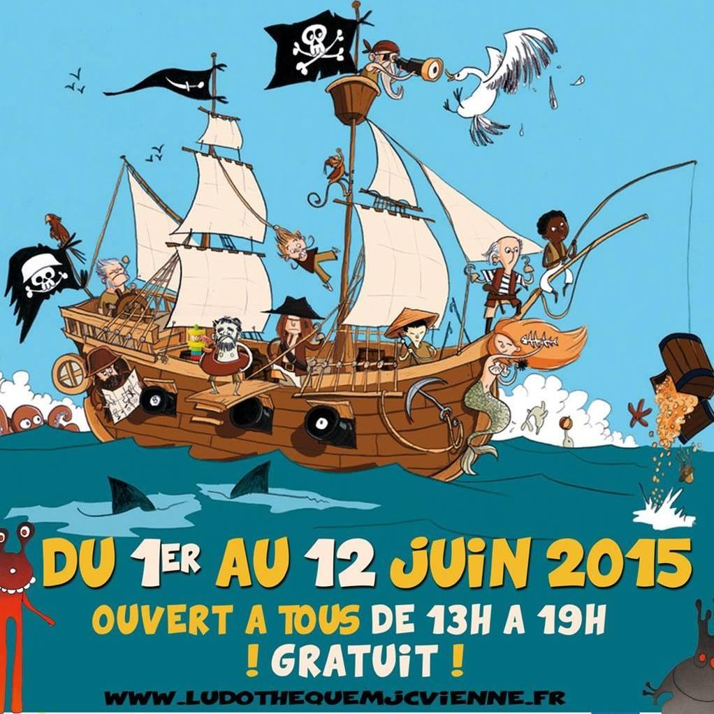 Caravan'Jeux débarque à Seyssuel (10 juin 2015)